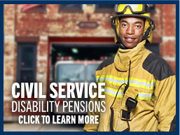 Civil Service Disability Pensions Click to Learn More